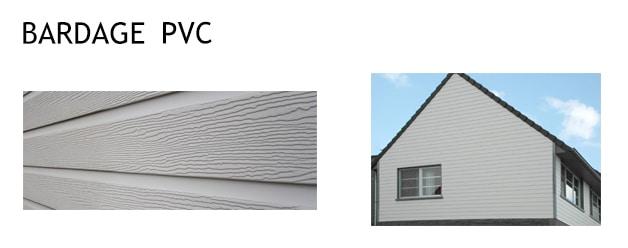 Bardage PVC